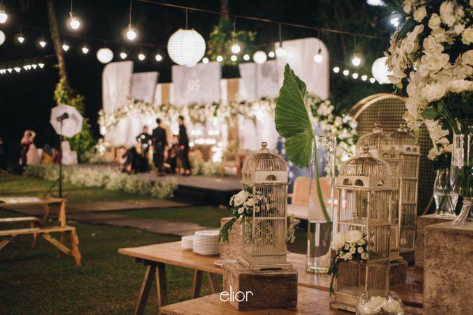 The Wedding of Ghea & Saleh by Elior Design - 023