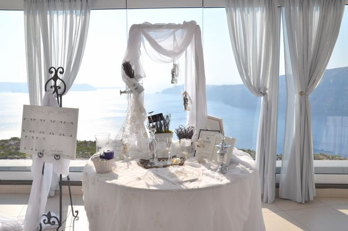 Santorini wedding by Diamond Events - 013