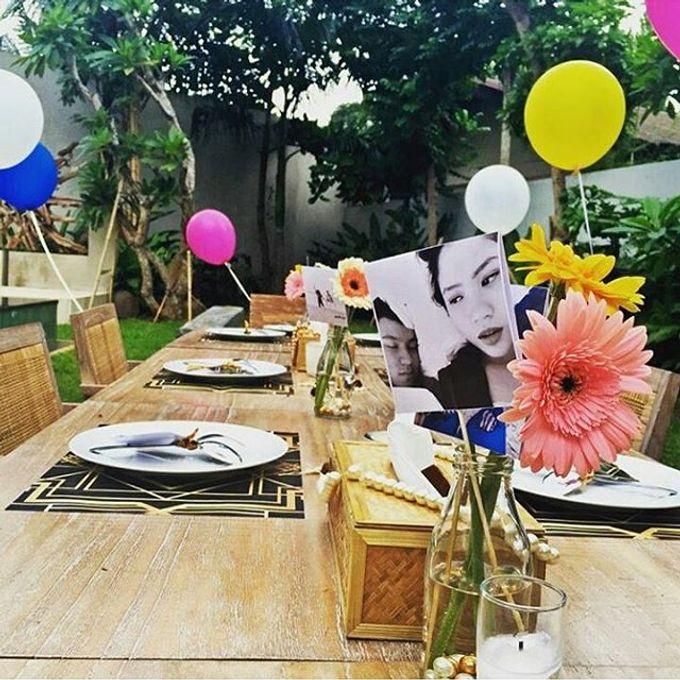 Birthday Party at Azila by Azila Villa - 005