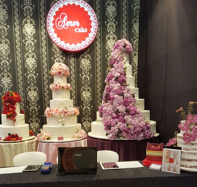 Wedding Expo and Promotion by Amor Cake - 007