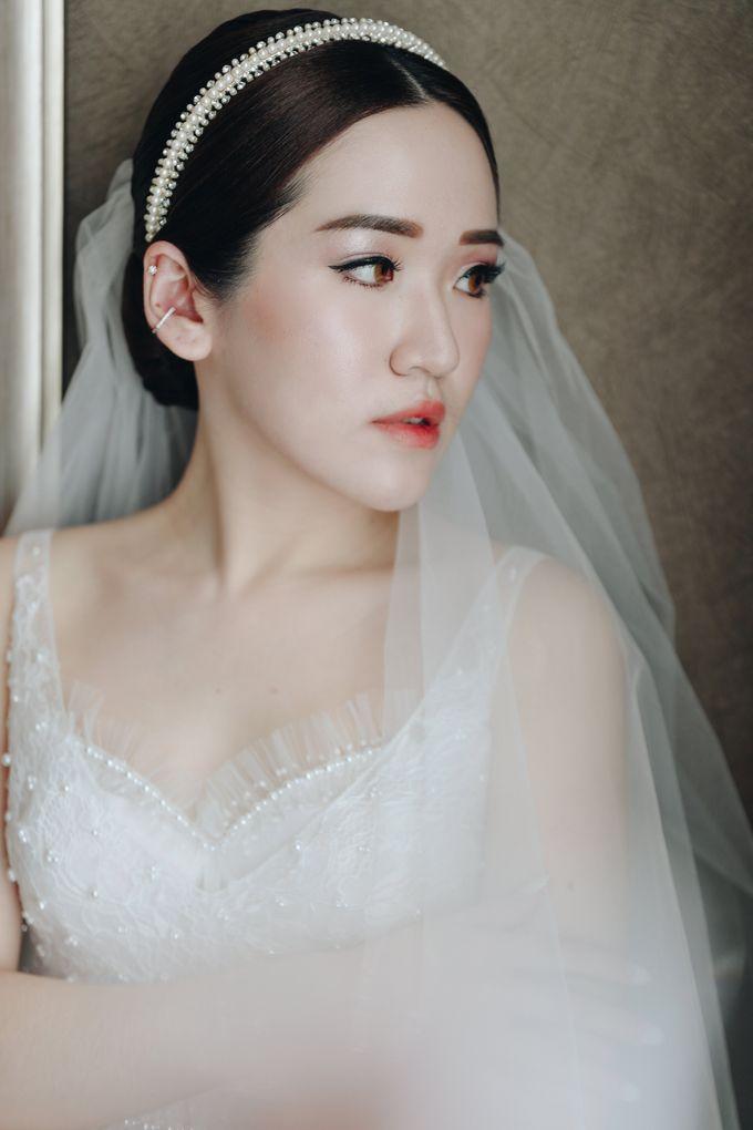 The Wedding of Hubert and Silvia by AYANA Midplaza JAKARTA - 004
