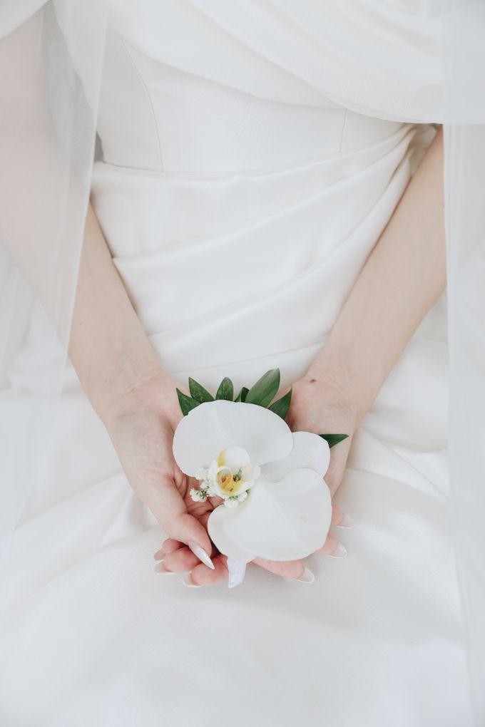 The Wedding of Hubert and Silvia by AYANA Midplaza JAKARTA - 002