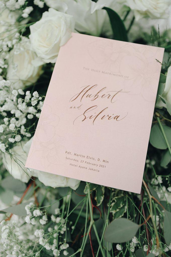 The Wedding of Hubert and Silvia by AYANA Midplaza JAKARTA - 001