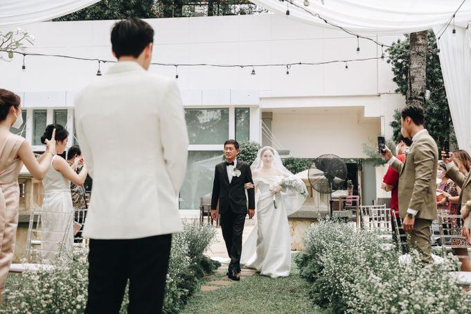 The Wedding of Hubert and Silvia by AYANA Midplaza JAKARTA - 005