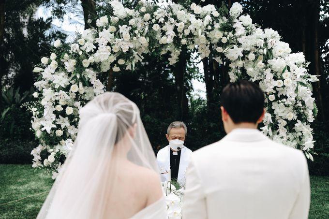 The Wedding of Hubert and Silvia by AYANA Midplaza JAKARTA - 007