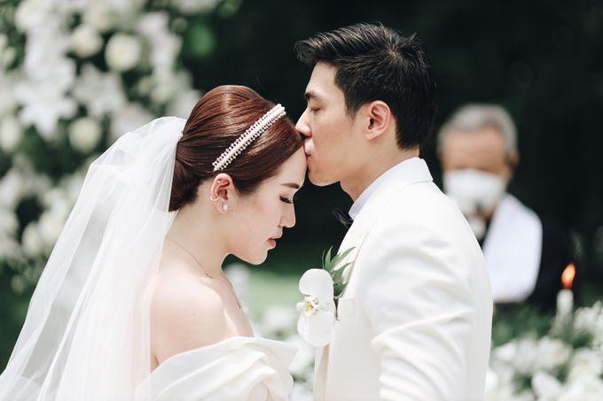 The Wedding of Hubert and Silvia by AYANA Midplaza JAKARTA - 009