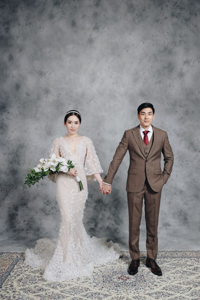 The Wedding of Hubert and Silvia by AYANA Midplaza JAKARTA - 010