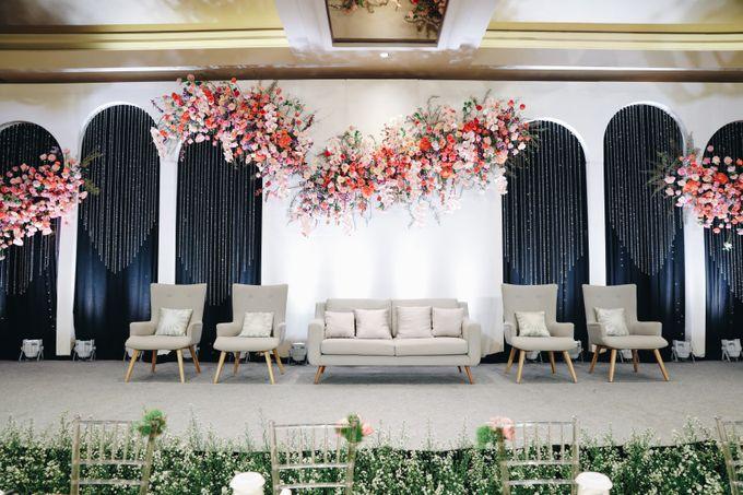 The Wedding of Hubert and Silvia by AYANA Midplaza JAKARTA - 019