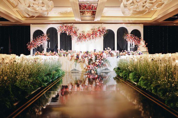 The Wedding of Hubert and Silvia by AYANA Midplaza JAKARTA - 013
