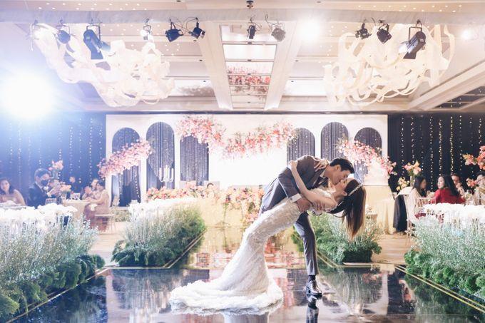 The Wedding of Hubert and Silvia by AYANA Midplaza JAKARTA - 023