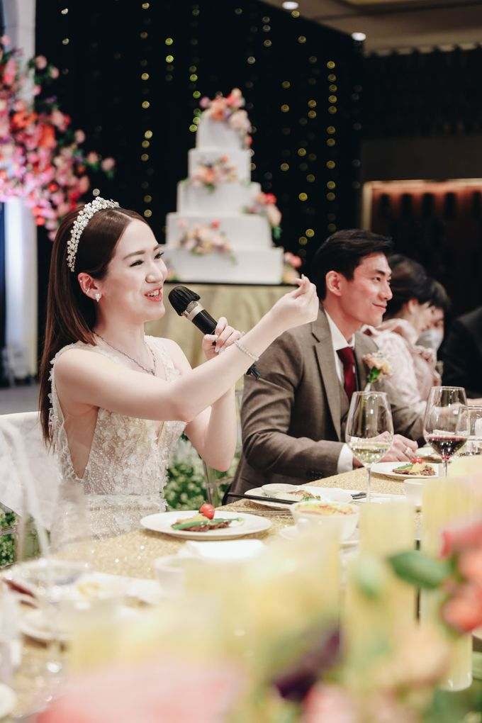The Wedding of Hubert and Silvia by AYANA Midplaza JAKARTA - 020