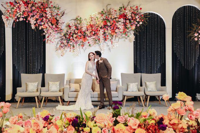 The Wedding of Hubert and Silvia by AYANA Midplaza JAKARTA - 022