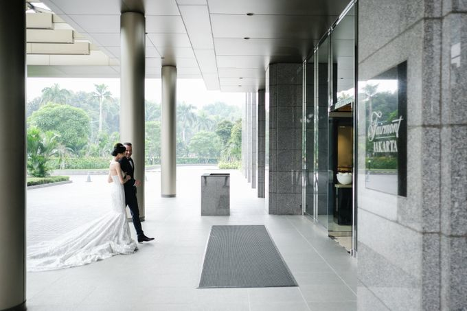 A Royal Wedding Celebration by Fairmont Jakarta - 004