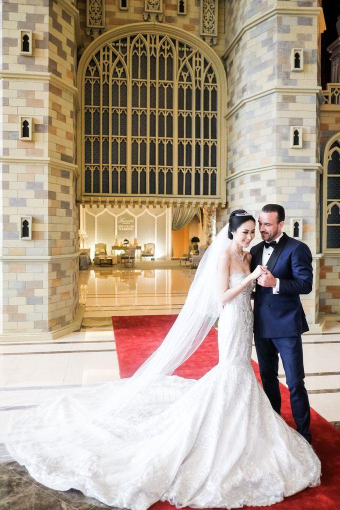A Royal Wedding Celebration by One Heart Wedding - 003