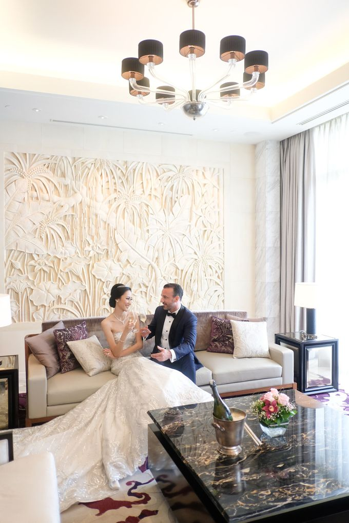 A Royal Wedding Celebration by Wong Hang Distinguished Tailor - 004