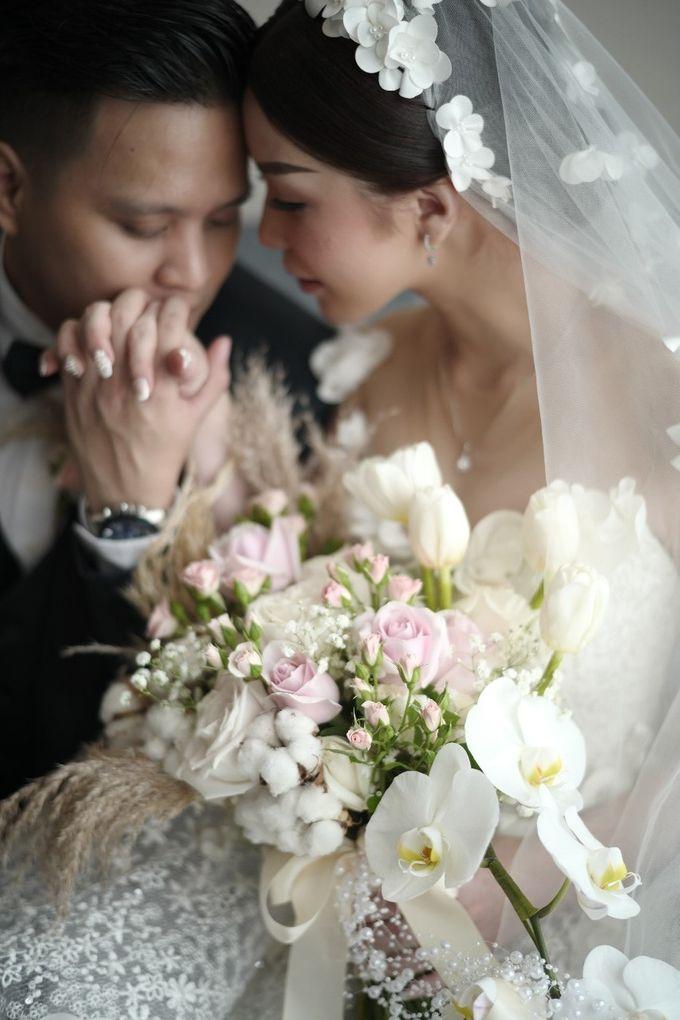 Adit & Claresta Wedding at Hilton by PRIDE Organizer - 006