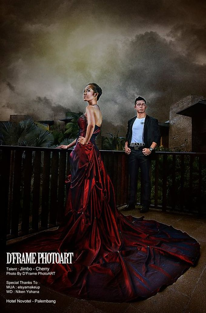 Hotel Novotel Catalog Prewedding Project by Dframe Photoart - 006