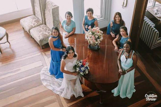 Pearl and Ryan's Wedding by Bryan Cinco Designs - 005