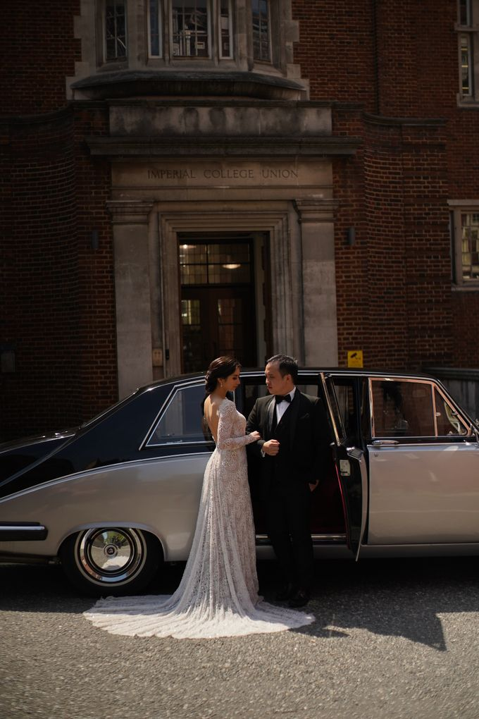 Brian & Regina Pre wedding  by valentinogarry - 002