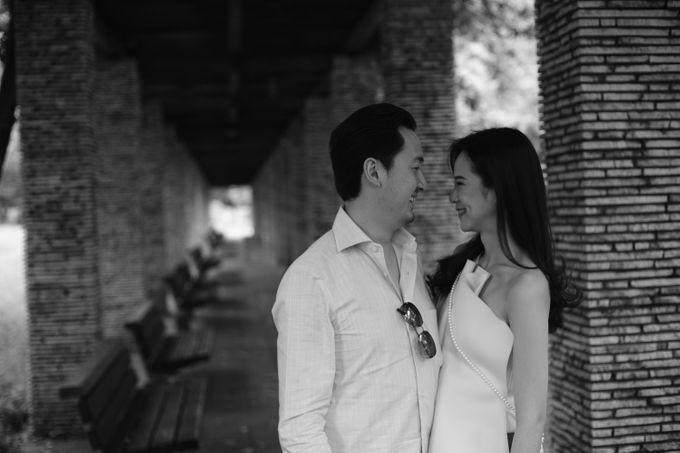 Ganitra & Jenifer Pre Wedding by valentinogarry - 002