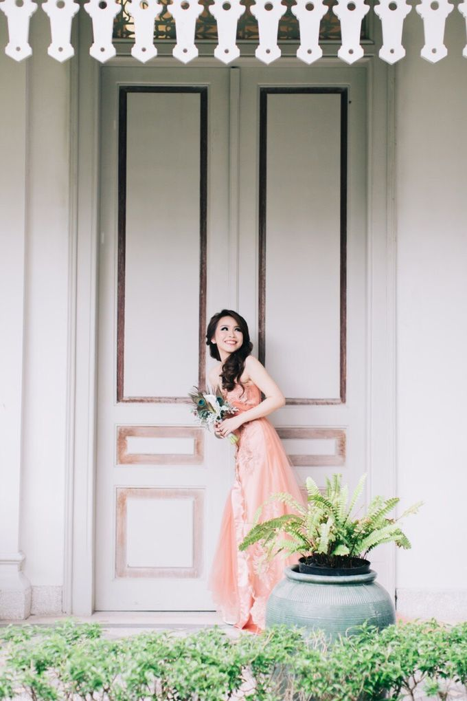The Engagement Of Dian & Anthony by Pixel Event Designer - 001