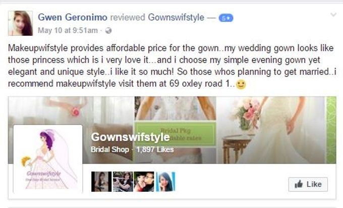 Reviews from Clients by Makeupwifstyle - 004