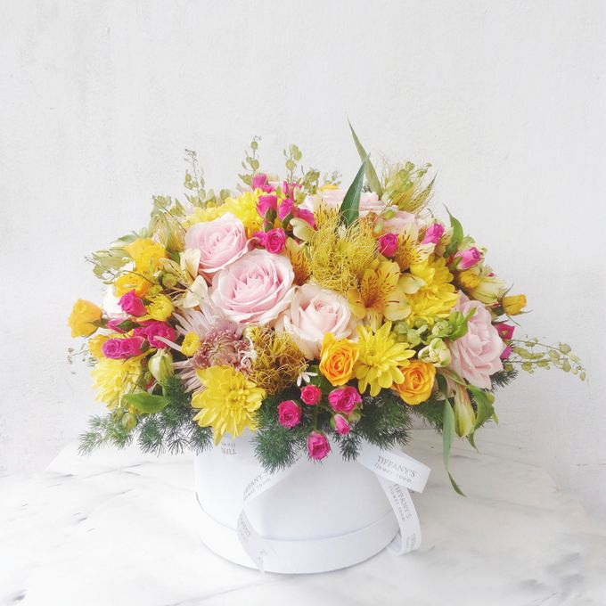 Vase Arrangement by Tiffany's Flower Room - 009