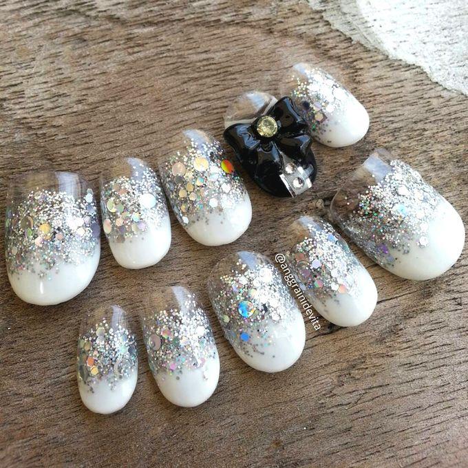 Fake Nails by Story of Nailart - 030