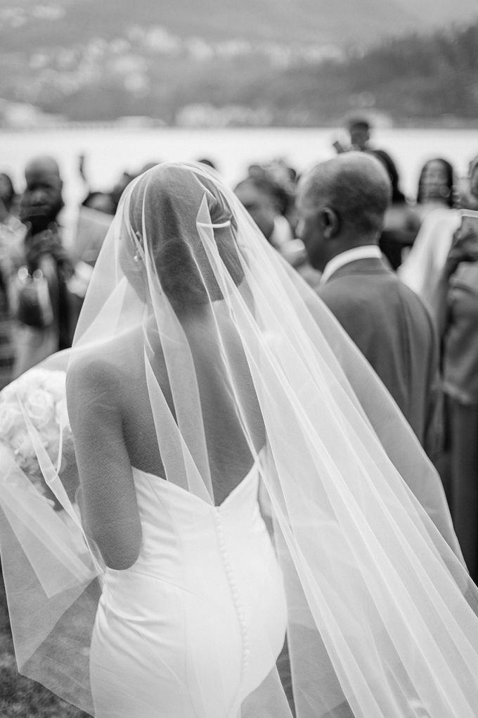 Glamorous Lake Como Wedding by Seyi + Rochelle Photography - 001