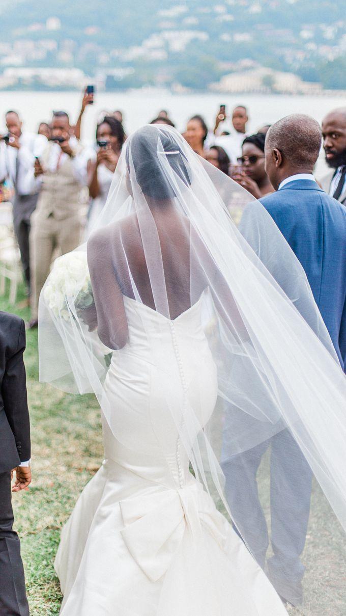 Glamorous Lake Como Wedding by Seyi + Rochelle Photography - 002
