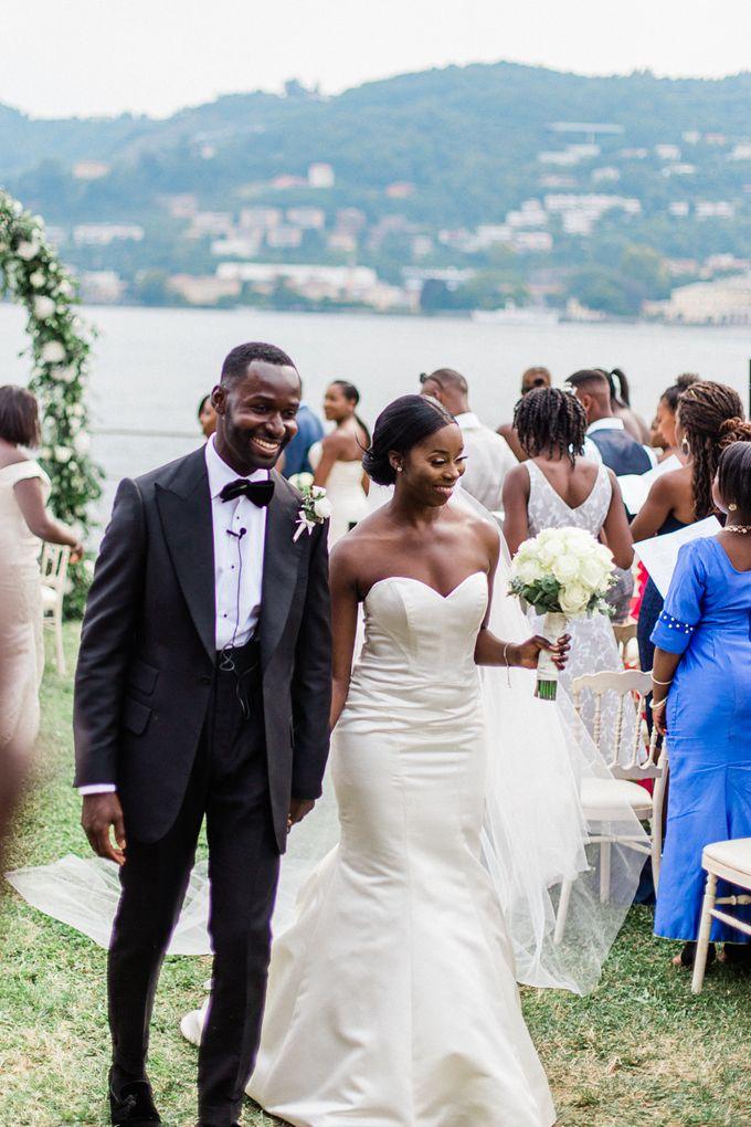 Glamorous Lake Como Wedding by Seyi + Rochelle Photography - 003