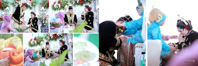 Wedding Dessy & Anggit by MOMENTO Photography - 009