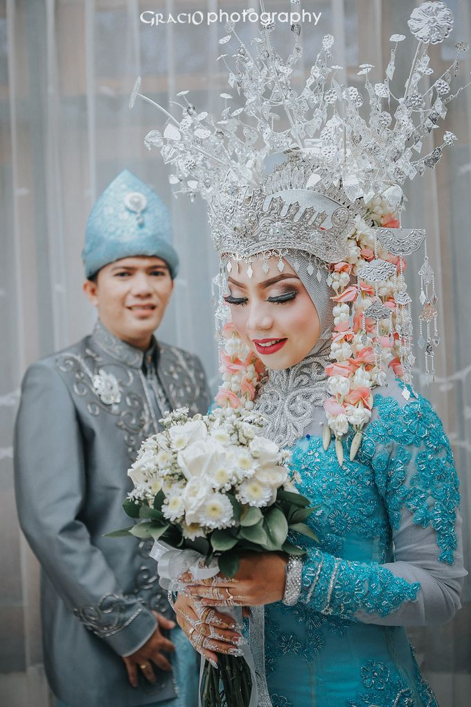 Wedding Ekky & Dian by Gracio Photography - 004