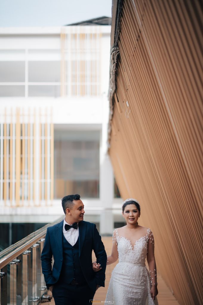 The Wedding Of Christian and Claudia by Kate Bridal and Couture - 006
