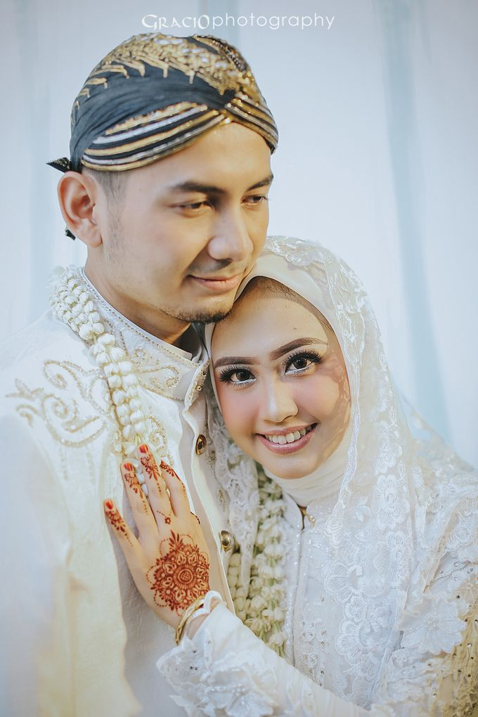 Wedding Pipit & Leo by Gracio Photography - 004