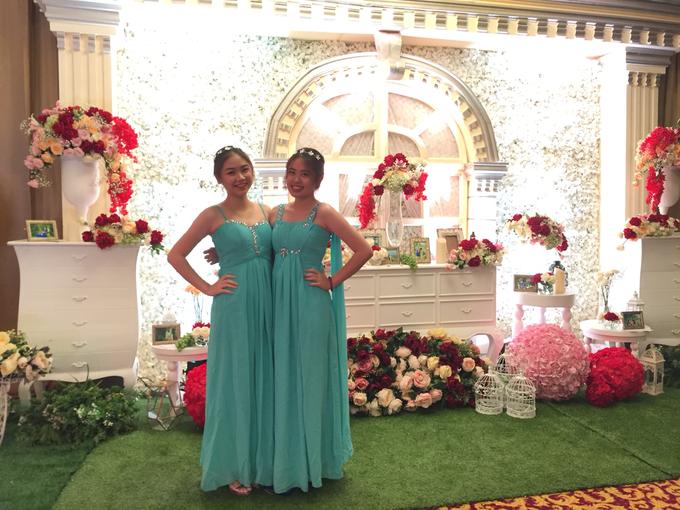 Beauty Wedding Usher / Penerima Angpao by H Loveys Beauty Wedding Usher - 001