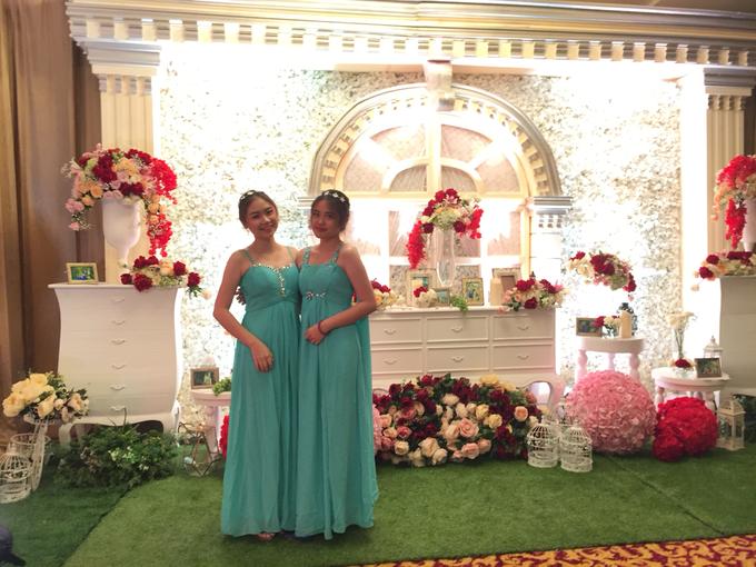 Beauty Wedding Usher / Penerima Angpao by H Loveys Beauty Wedding Usher - 002