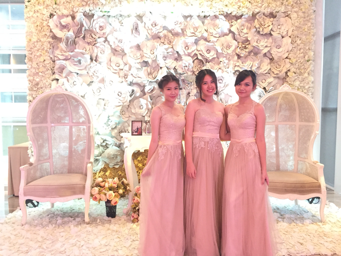 Beauty Wedding Usher / Penerima Angpao by H Loveys Beauty Wedding Usher - 003