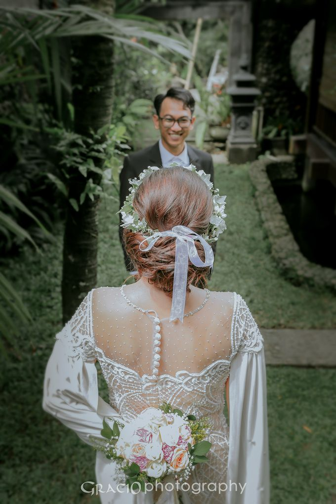 Wedding Isna & Aries by Gracio Photography - 009