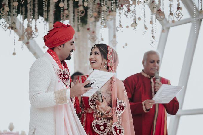 Gopal & Tripti Wedding day 3 by InterContinental Bandung Dago Pakar - 038