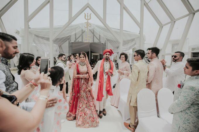 Gopal & Tripti Wedding day 3 by InterContinental Bandung Dago Pakar - 040