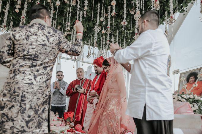 Gopal & Tripti Wedding day 3 by InterContinental Bandung Dago Pakar - 041