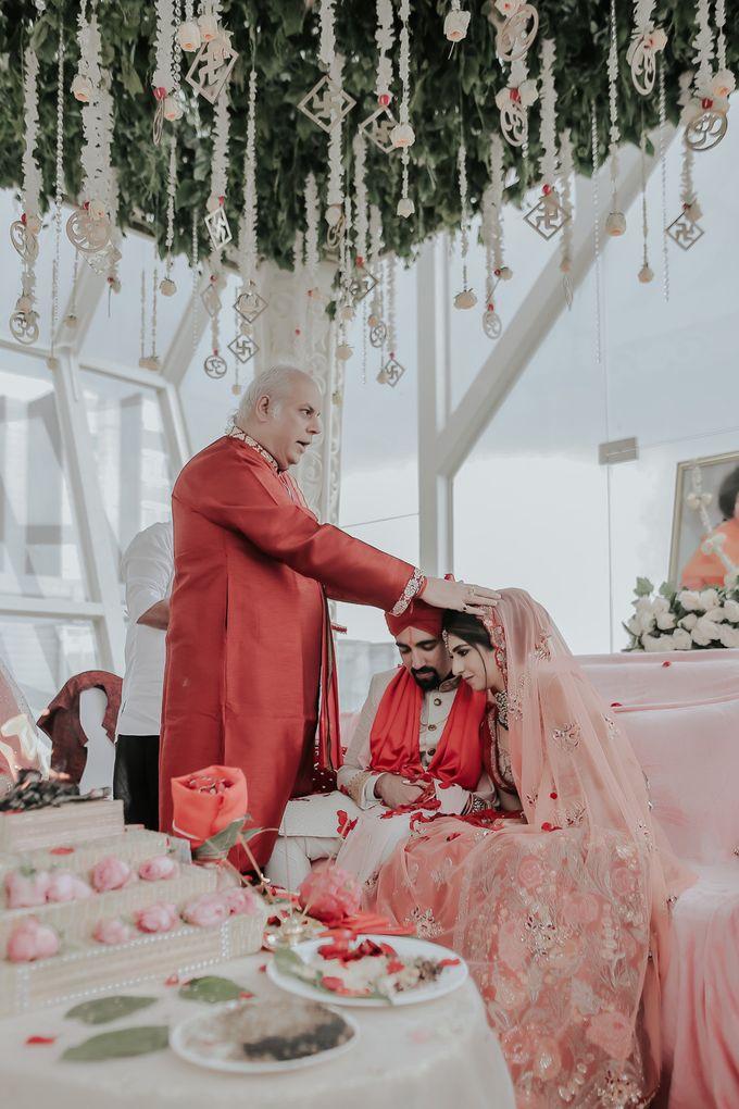 Gopal & Tripti Wedding day 3 by InterContinental Bandung Dago Pakar - 042