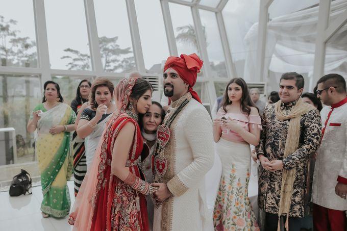 Gopal & Tripti Wedding day 3 by InterContinental Bandung Dago Pakar - 043