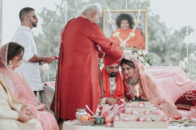 Gopal & Tripti Wedding day 3 by InterContinental Bandung Dago Pakar - 044