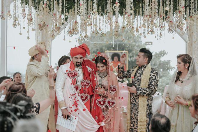 Gopal & Tripti Wedding day 3 by InterContinental Bandung Dago Pakar - 045