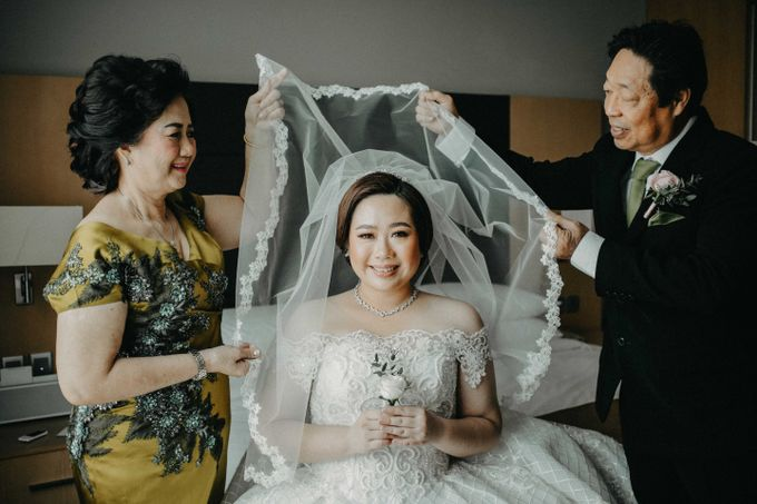 The Wedding of Dennis & Kherin by Huemince - 001