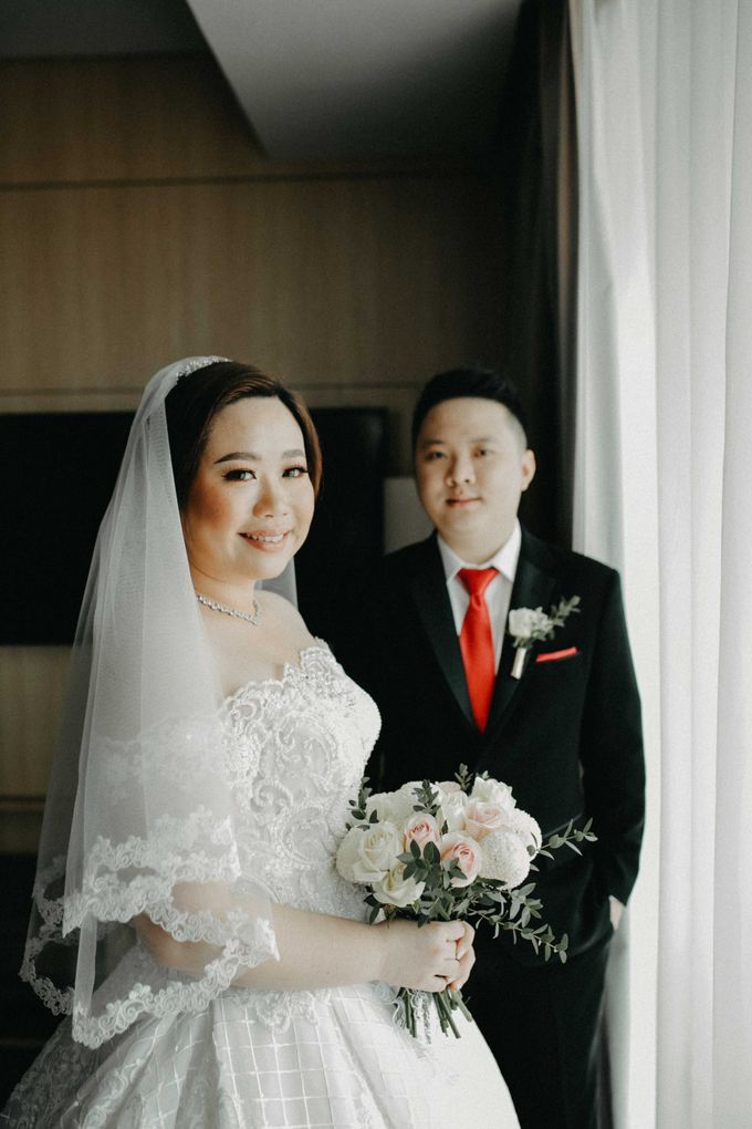 The Wedding of Dennis & Kherin by Huemince - 004