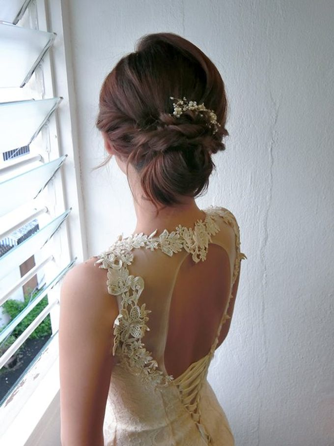 Wedding Day Bride Makeup Service by Elizabeth Lee Makeup Artist - 015