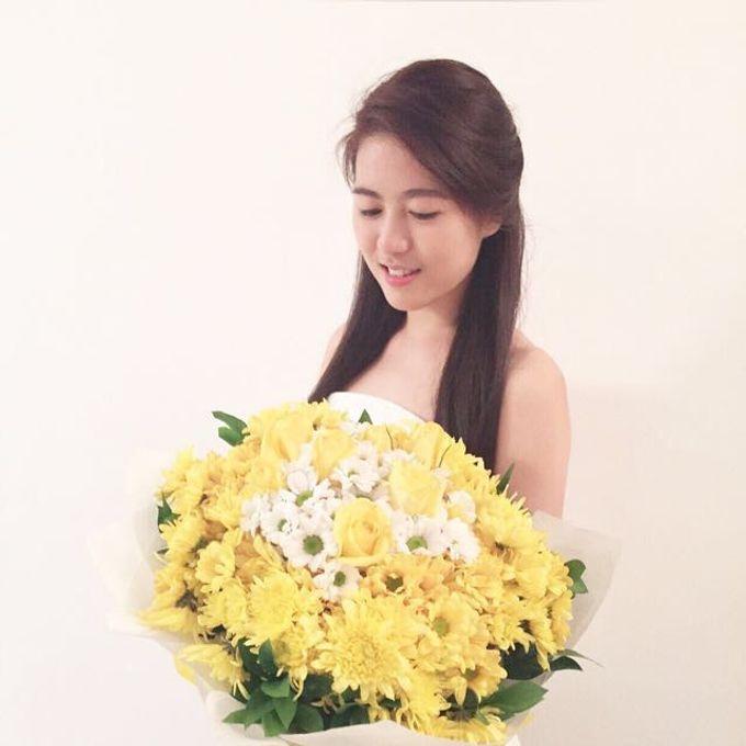 Valentine Bouquets by Liez Florist & Decoration - 001